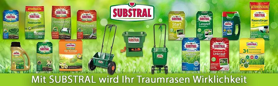 """für eine strapazierfähige Rasen-Fläche Substral /""""Sport /& Spiel Rasensamen/"""" 5kg"""