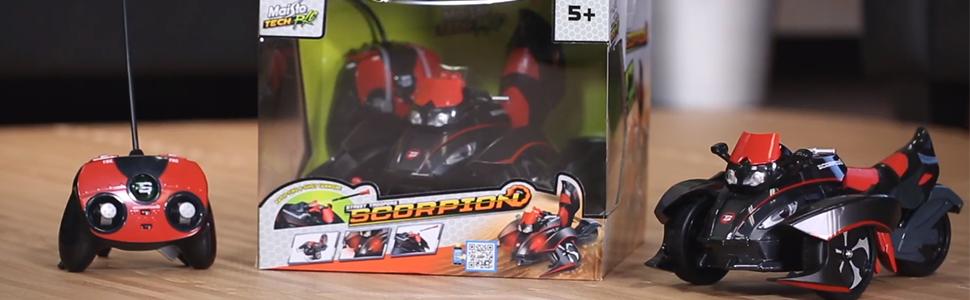 Scorpion radiocomando giocattolo maisto