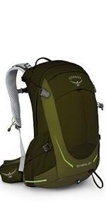 Amazon.com  Osprey Packs Stratos 24 Hiking Backpack 0be9a8e3f38f4