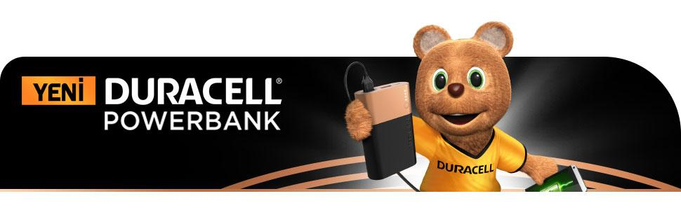 Duracell Powerbank 10050 mAh KV