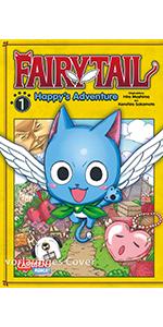 Fairy Tail - Happy's Adventure 1
