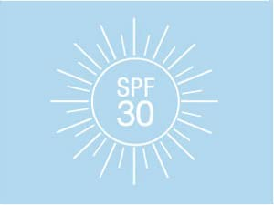 Dermatologist Recommend to always use a Broad Spectrum SPF 30 or higher