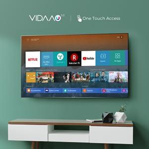 VIDAA U 3.0 Smart-TV OS Betriebssystem