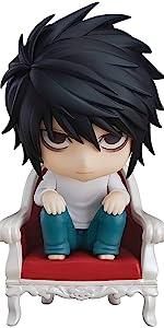 Death Note Nendoroid Action Figure Light Yagami 2.0 Good Smile Company Nuovo di Zecca