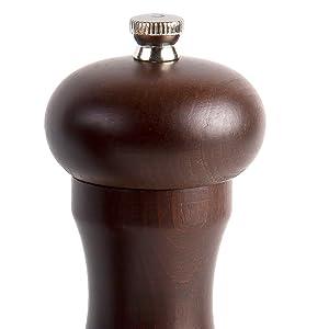 Cole/&Mason Forest Capstan Molinillo de Pimienta Madera 120 mm