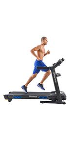 Nautilus Treadmill Cardio Home Fitness Workout Running Run Performance Training Workout