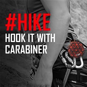Carabiner, hook
