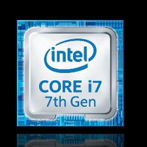Intel Core i7, intel, 7th gen, MSI