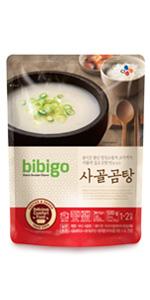 Bibigo Beef Bone Broth Soup