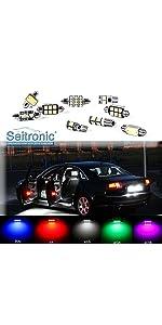 2X LED Kennzeichen Beleuchtung Nummernschildbeleuchtung kaltweiß für BMW E61 GD