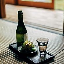 縁側 日本酒