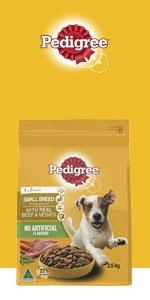 Pedigree Dry Food