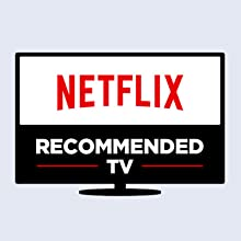 This TV is recommended by Netflix