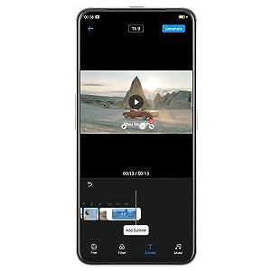 Smart Video Editor SOLOOP