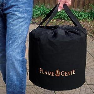 Amazon Com Hy C Fg 16 Flame Genie Smoke Free Spark Free