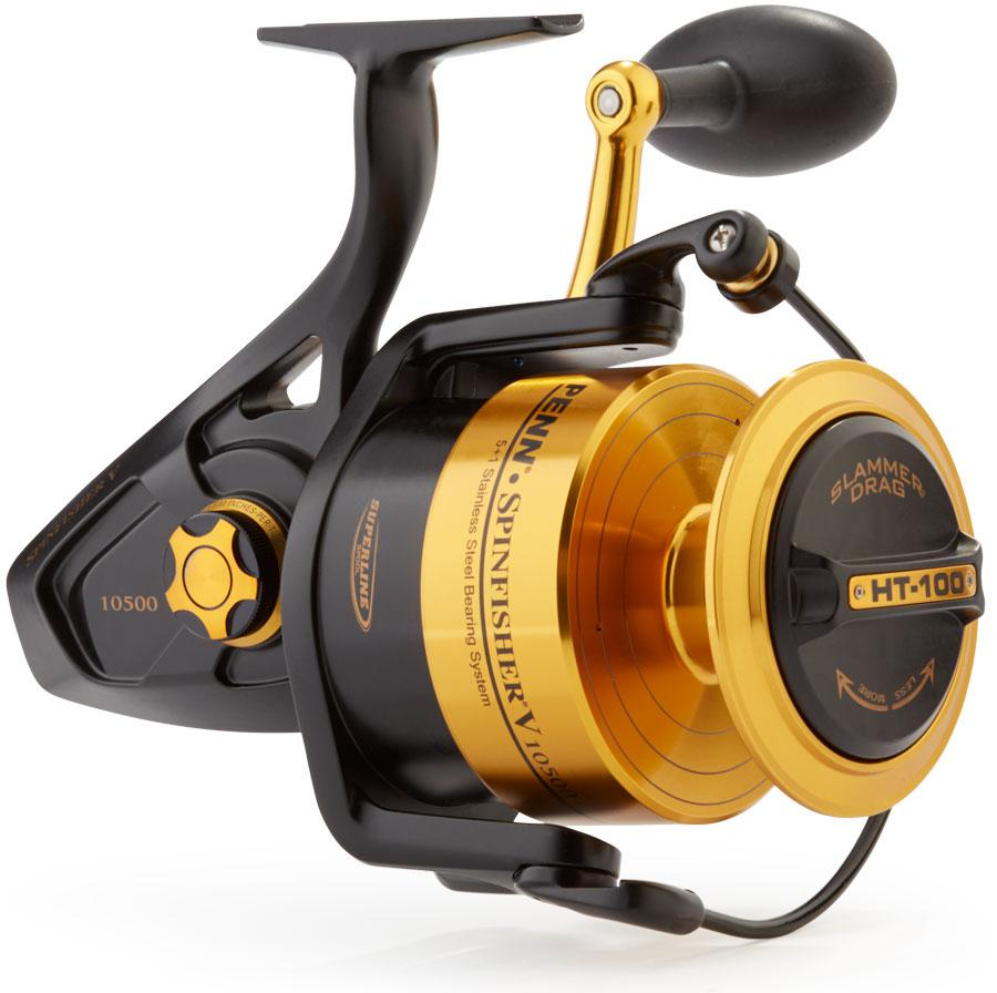 Penn ssv10500 boxed spinfisher v fishing reel sports for Amazon fishing reels