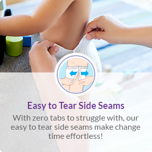 Easy to Tear Side Seams