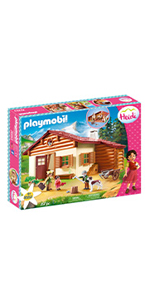 dai 4 anni Peter e le Caprette Playmobil Heidi 70255