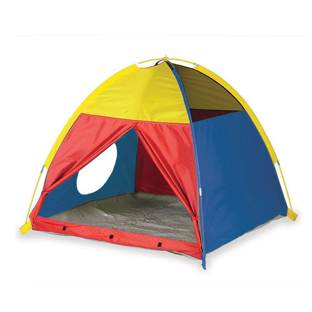 Amazon.com Pacific Play Tents Kids u0027Me Toou0027 Dome Tent for Indoor / Outdoor Fun - 48  x 48  x 42  Toys u0026 Games  sc 1 st  Amazon.com & Amazon.com: Pacific Play Tents Kids u0027Me Toou0027 Dome Tent for Indoor ...