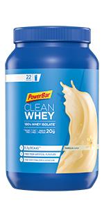 PowerBar DELUXE Protein Vanilla 500g - Suero de Leche en ...