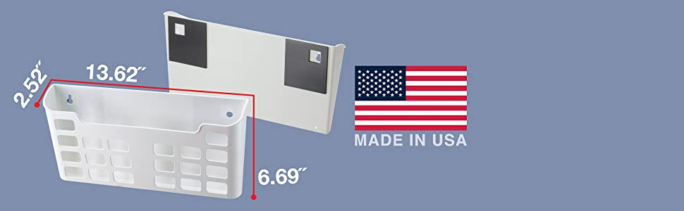 magnetic wall file