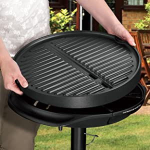 Removable Grill Plate