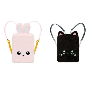 Na Na Na Surprise 3 in 1 Backpack Bedroom Pink Bunny Playset *Limited Edition*