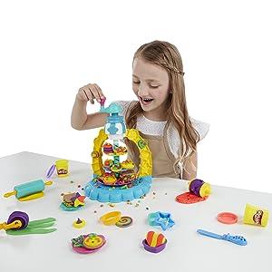 play-doh, sprinkle cookie surprise