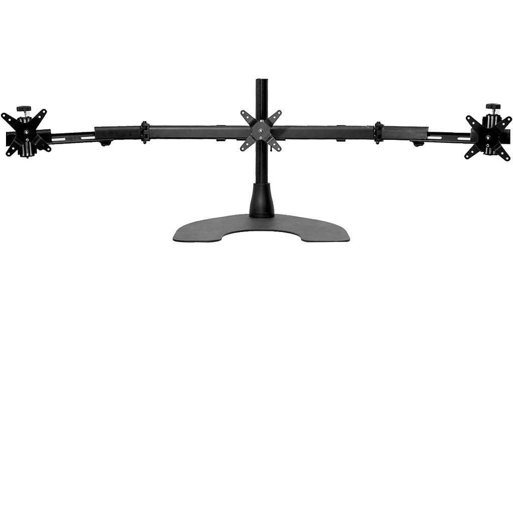 Amazon Com Ergotech Triple Lcd Monitor Desk Mount Stand