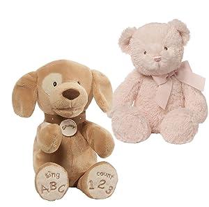 13 13 Gund Baby 4059942 Baby GUND Red Fairy Tale Stuffed Plush Doll Toy