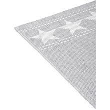 benuta in outdoor teppich essenza star grau 160x230 cm. Black Bedroom Furniture Sets. Home Design Ideas