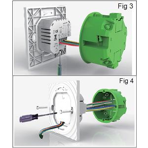 Arxus WiFi Programable Smart Termostato Pantalla LCD Controlador de Temperatura para Calderas de Calefacción/Aire Acondicionado Trabaje con Alexa ...