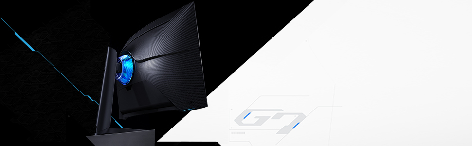 Samsung G7 68 58 Cm Qled Curved Odyssey Gaming Computer Zubehör