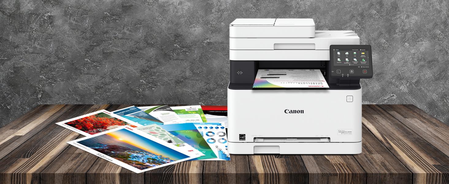 canon laser, canon printer, mf634cdw, mf634, color printer, color laser printer, printer fax