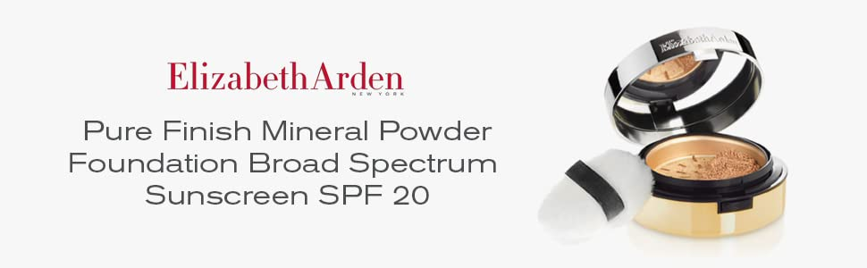Pure Finish Mineral Powder Foundation by Elizabeth Arden #14