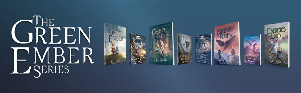 The Green Ember Series Books