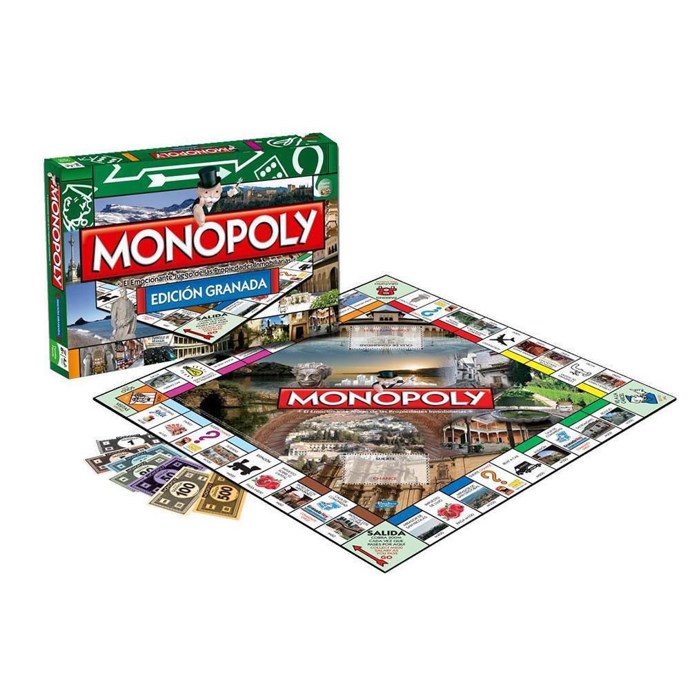 Eleven Force- Monopoly Granada, Ninguna (82240)