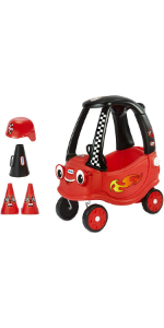 race car toddler ride on toys cozy coupe kids