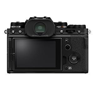 X-T4 Black LCD Back