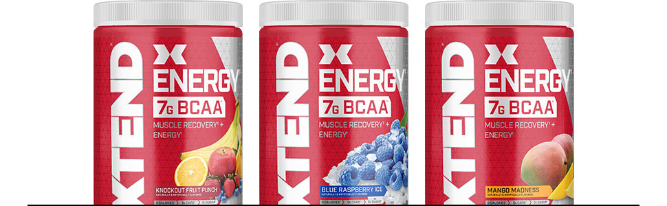 Xtend Energy BCAA Powder