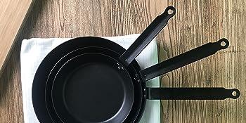 WeCook 10718 Cazo cocina para Inducción, Antiadherente, Aluminio Forjado, 18cm Libre de BPA