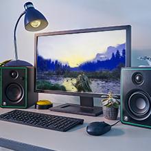 Mackie, Gaming Speakers, Monitors
