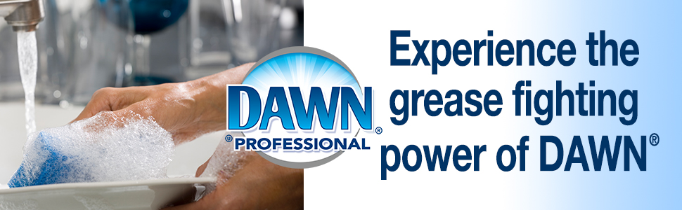 Dawn Professional Pot ad Pan Detergent Cleaner Liquid Soap
