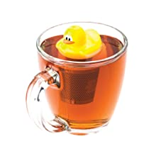 Joie quack tea infuser - tea infuser with rubber duck at the top