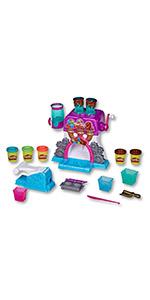 play doh candy delight playset