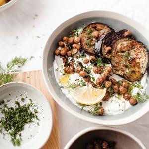 Savory Yoghurt Bowls