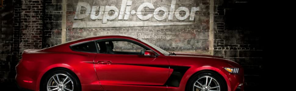 Dupli Color Bns0570 Red Automotive Paint 8 Fluid Ounces