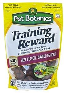 Amazon.com : Pet Botanics 10 Oz Training Reward Bacon