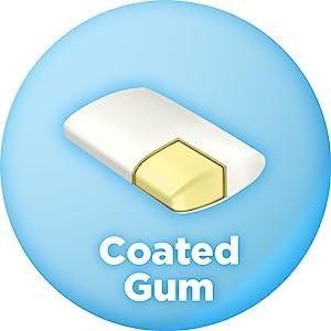 coated gum