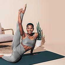 retrospec, incline, yoga, fitness, mat,